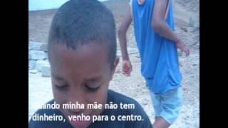 Parque Infantil Mindelo Cabo Verde com Cordas do Sol