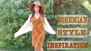Summer LookBook (Bohemain Style)