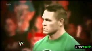 WWE John Cena vs. Brock Lesnar - Extreme Rules 2012 PROMO Official 3# HD