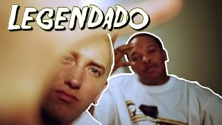 Eminem Feat. Dr.Dre - If I Get Locked Up Tonight 'LEGENDADO'