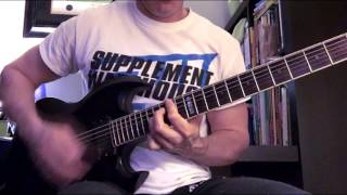 "Nothingface - ""Ether"" Guitar Cover"