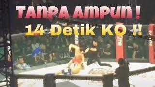 Rudy Ahong Gunawan Menang telak atas Alwin Kincai ! One Pride MMA [Live]
