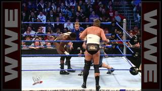 John Cena & Big Show vs. JBL & Orlando Jordan: SmackDown, February 25, 2005