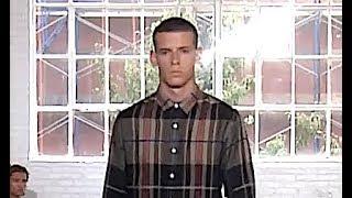 DUCKIE BROWN Spring Summer 2013 Menswear New York - Fashion Channel