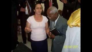HOMENAGEM DA ASSEMBLEIA DE DEUS MINISTERIO IPIRANGA AO PASTOR MIGUEL JOSE DE SOUZA FILHO