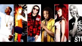 Gyptian vs. Rihanna, Drake, B.O.B., Hayley Williams & Iyaz - Hold Yuh (Megamix Mash-Up)