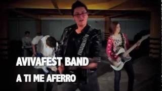"""::Próximamente:: Nuevo Disco de Aviva Fest Band """"A Ti Me Aferro"""""""