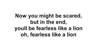 Like A Lion - Bryan Lanning Lyrics