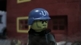 Lego War: A Heroes Struggle