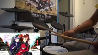 Guilty Crown Op (My Dearest) Drum Cover