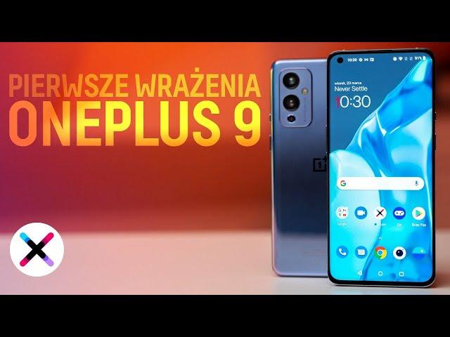 OnePlus 9 i 9 Pro 🔥   Premiera i pierwsze wrażenia – dobrze, ale dość drogo?