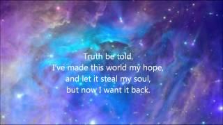 All I've Ever Needed - AJ Michalka (Lyrics)