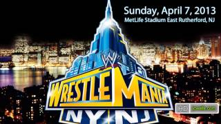 "Wrestlemania 29 theme song ""Coming Home"""