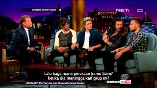 One Direction mengungkapkan perasaannya tentang kepergian Zayn Malik