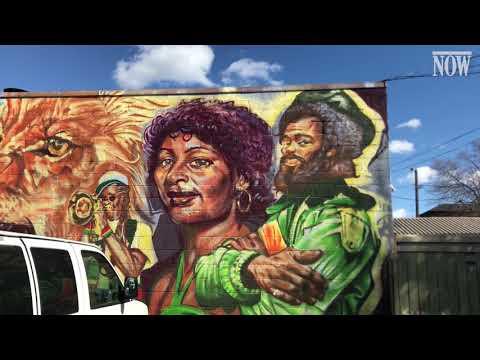 Hidden Toronto: Little Jamaica's Reggae Mural