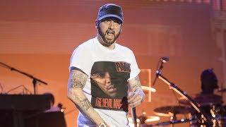 Eminem - Framed [Close-up] (Bonnaroo 2018)