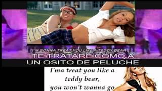 Mariah Carey- Touch My Body.VIDEO.(Lyrics+Español)
