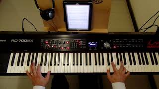 ABBA PAI - PIANO