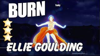 🌟Burn - Ellie Goulding || Just Dance 2015 || Cool music for dancing !🌟