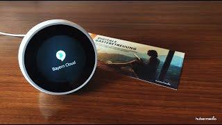 Bayern Cloud goes Amazon Alexa