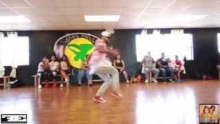 Santana Maria, Maria choreography; The Overcome FLACO