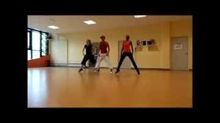 Trio Ragga Kalash ft Lieutenant Choreography