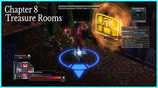Marvel Heroes Omega - Chapter 8 Treasure Rooms