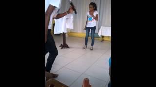 MUSICA DA PREGAÇÃO DE (Maria- Retiro de Jovens de R Alegre- BA