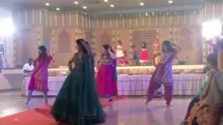 Desi Girl - Sangeet Dance width=