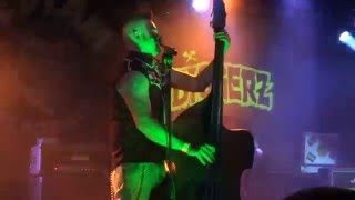 The Diggerz - Descending Angel - The Misfits Cover (HD Live) Bedlam Breakout #21