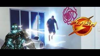 Efeito do Savitar- The Flash
