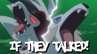 IF POKÉMON TALKED: THE BIG FIGHT AT CLAWMARK HILL