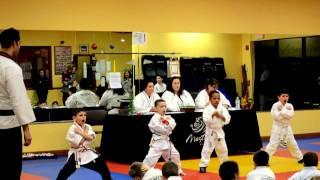 Dominic top 4 , Little Dragons belt testing, amazing