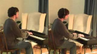 "Sleeping Beauty Waltz - Tchaikovsky-Rachmaninov - Basis for Disney's ""Once Upon a Dream"""