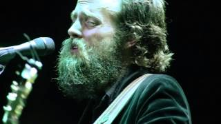 Iron & Wine - Two Hungry Blackbirds (Live in Chile HQ)