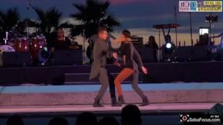 MG Dance company - Tony & Gracie (USA)  2017 JEJU International Latin Culture Fe