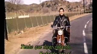 Elvis Presley - Wheels on my Heels (legendas em Português-br)