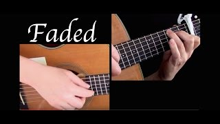 Alan Walker - Faded - Fingerstyle Guitar