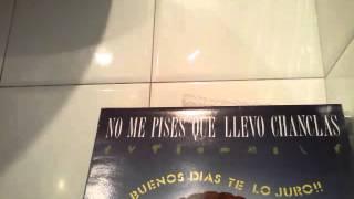 NO ME PISES.CONTRABANDO DE SANDIAS
