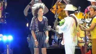 Happy Birthday Carlos Santana live @ Wembley Arena,  19 July 2013 4 of