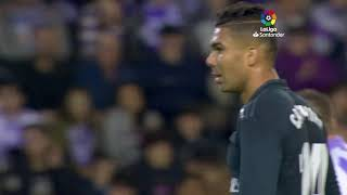 REAL VALLADOLID, 1 - REAL MADRID, 4 (LIGA 18/19, JORNADA 27, 10-03-2019)