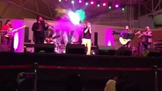 Lucky ali -  Gori teri aankhein kahein ( live in Phoenix market city Kurla , Mumbai )