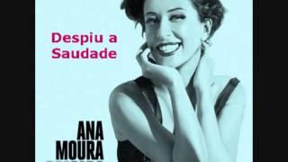 ANA MOURA - DESPIU A SAUDADE (new album 'Desfado')