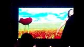 Bruno & Marrone en Paraguay 2013 - Choram as rosas (Cristian Castro cover)
