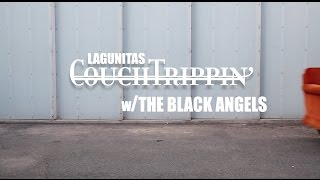The Black Angels CouchTrippin' to Charlotte w/ Lagunitas