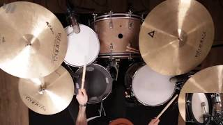 What A Beautiful Name - Hillsong Worship - Drum Tutorial