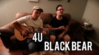 4U - blackbear (Undegrad Cover)