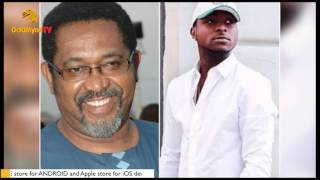 ACTOR, PATRICK DOYLE, THINKS DAVIDO'S '30 BILLION FOR THE AKANT' - PHRASE IS DOING MORE HARM..