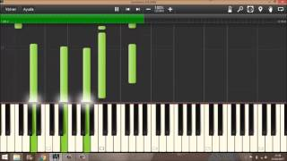 NF - Paralyzed (Synthesia Tutorial)