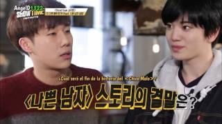 "[Sub Español/cut] INFINITE Showtime Ep.12 ""Chico malo, Sungjong"""